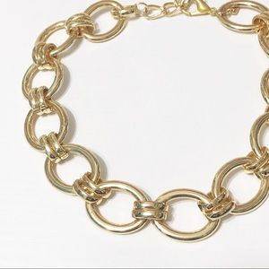 NY&Co • Gold Large Link Necklace